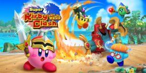 Super Kirby Clash niños