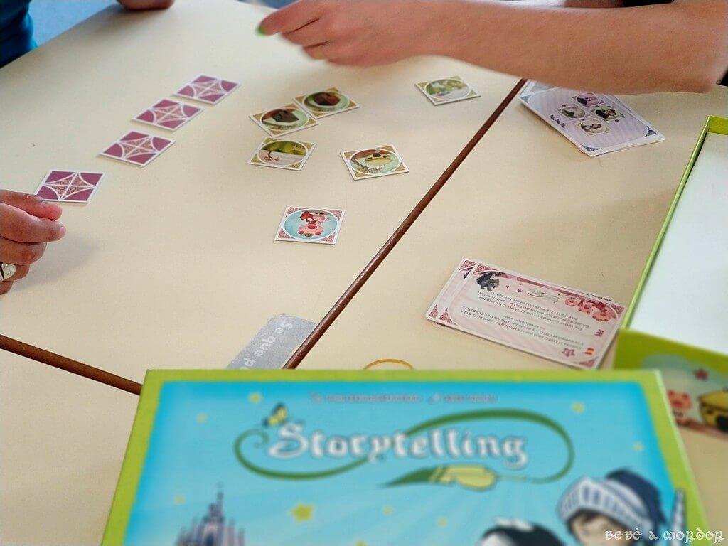 juego Storytelling