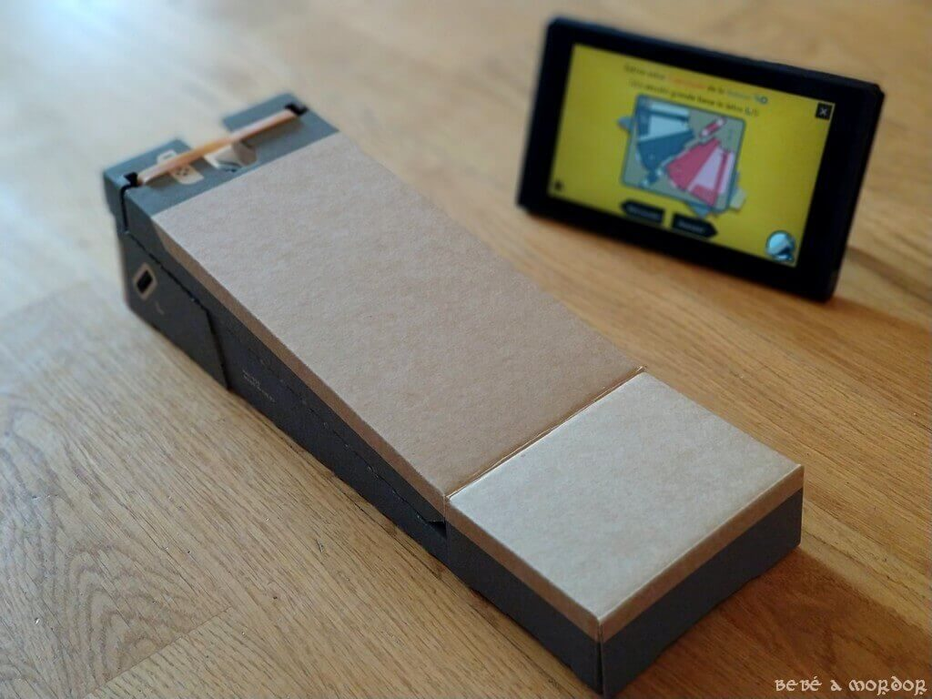 Pedal Kit Vehículos de Nintendo Labo para Switch