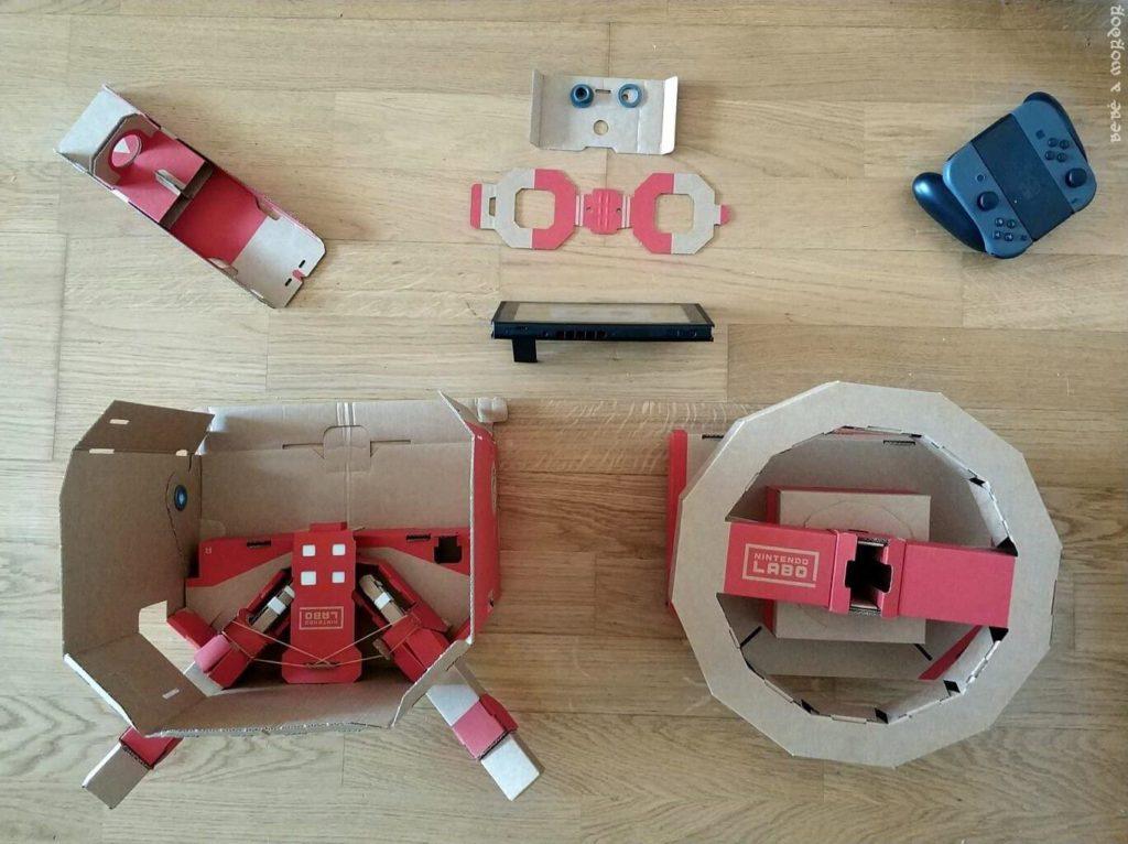 Construcción y montaje cartón coche Kit vehículos
