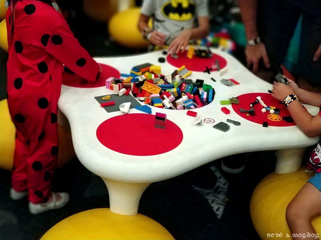 Lego niños zona kids