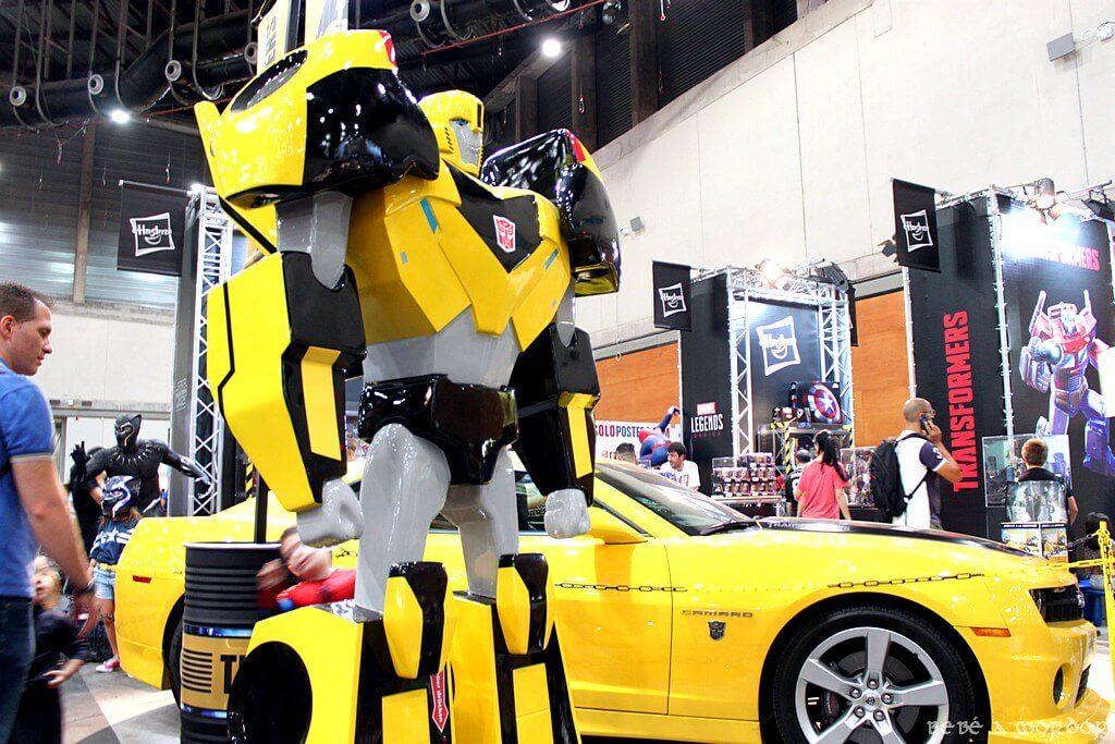 Transformer Bumblebee