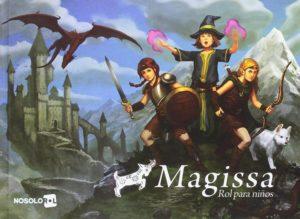 Magissa juego de rol niños finanzas