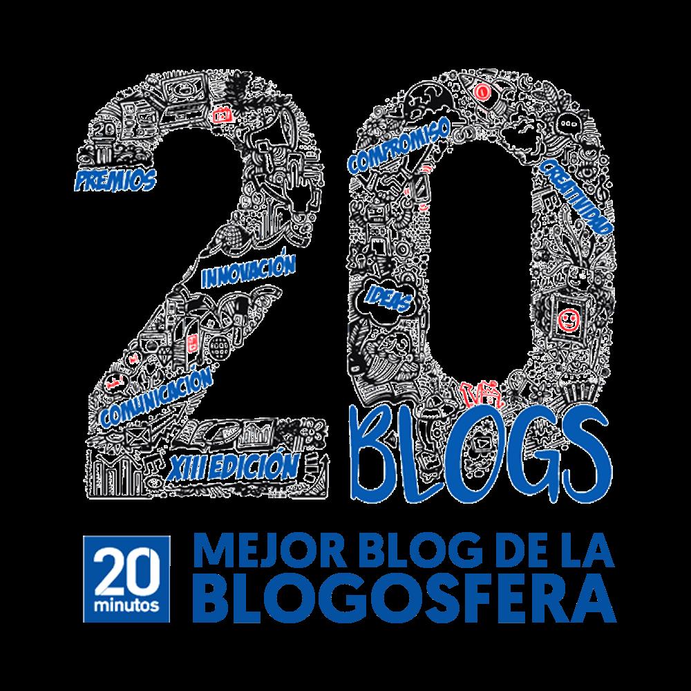 Mejor blog premios 20 minutos