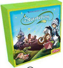 caja juego de mesa Storytelling