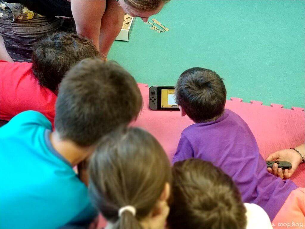 habilidades desarrolladas Nintendo Labo para niños