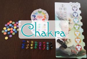 portada reseña juego de mesa Chakra
