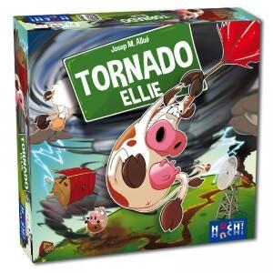caja juego de mesa Tornado Ellie