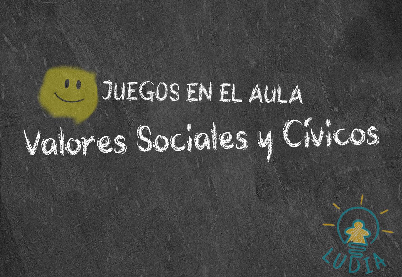 juegos valores civicos y sociales