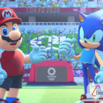 Mario & Sonic en los juegos olímpicos niños