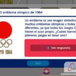 Trivial mario & sonic en los juegos olimpicos