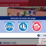 Controles mario & sonic en los juegos olímpicos tokyo 2020