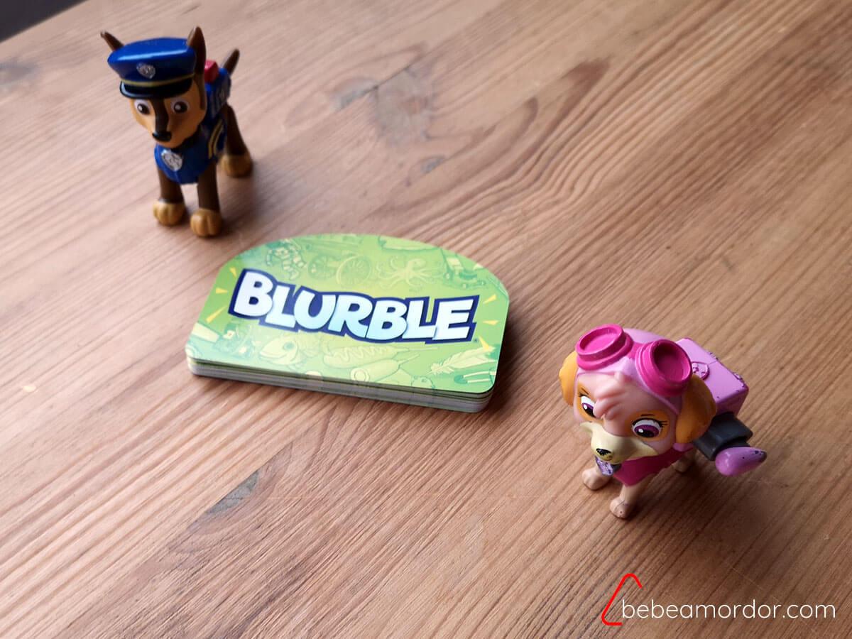 desafíos Blurble