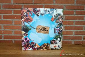 Caja del Globe Twister