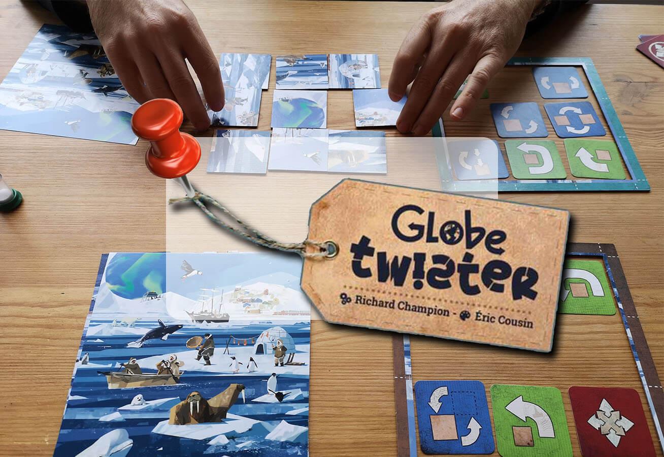 portada reseña Globe Twister