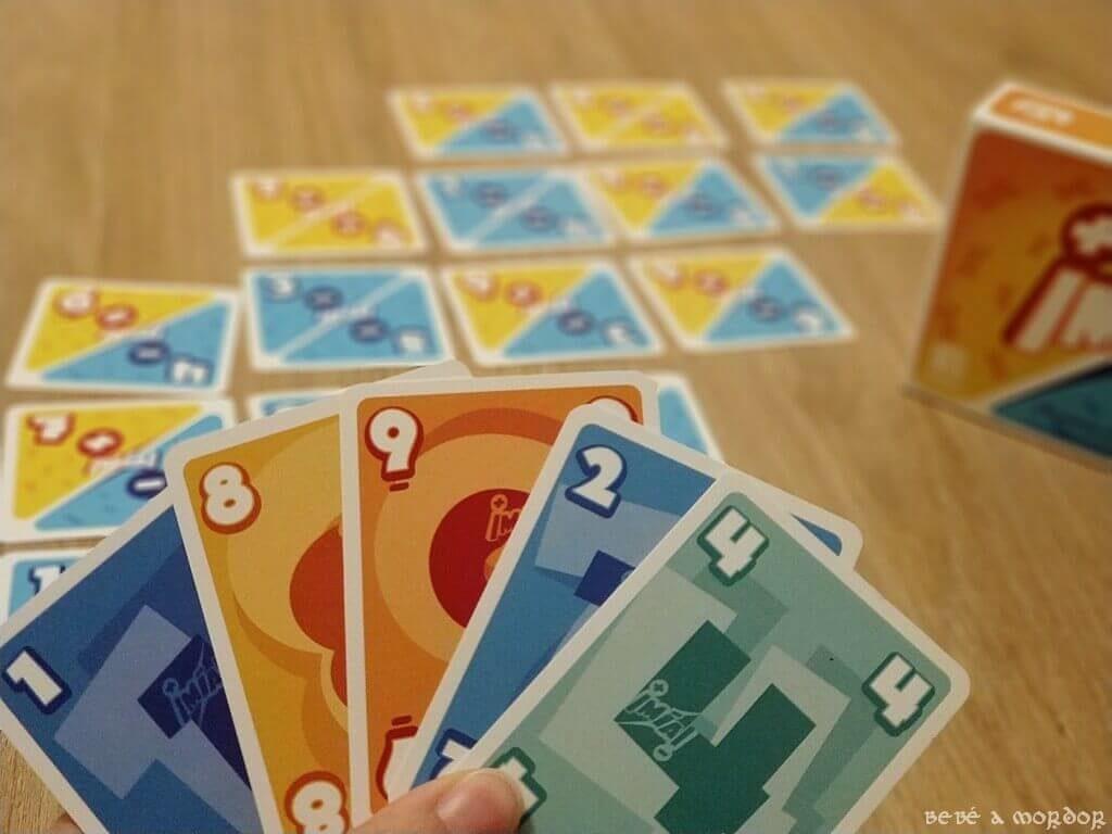 modo solitario ¡Mía! juego de TRanjis