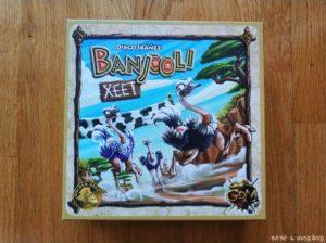 caja juego de mesa Banjooli Xeet