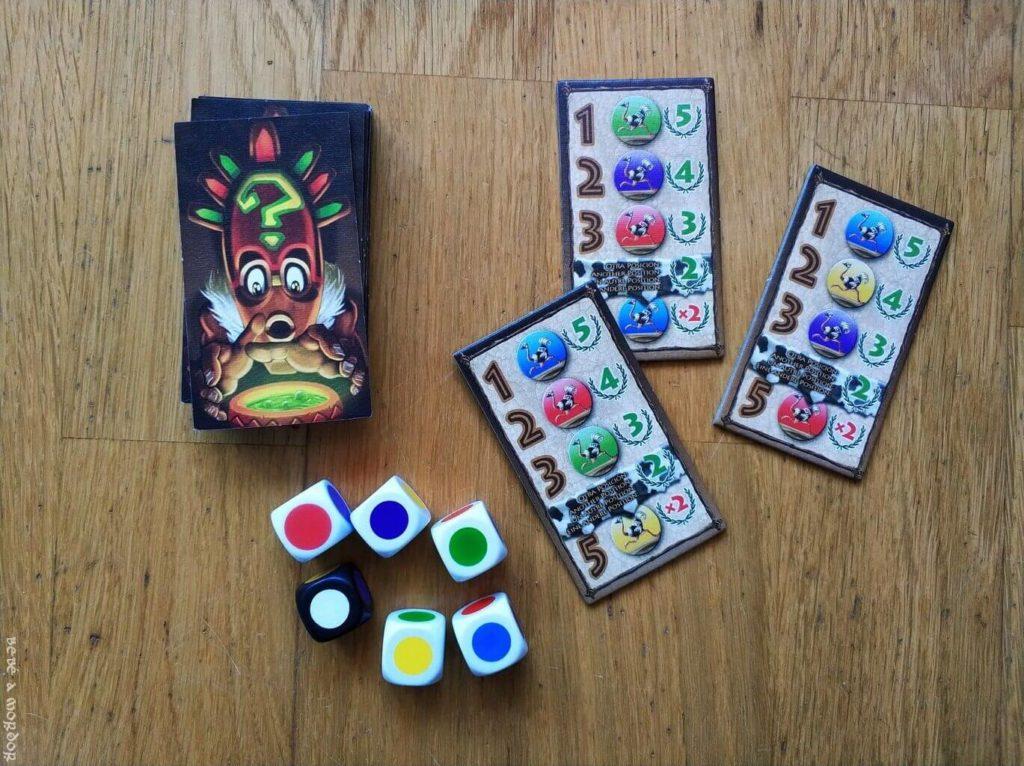 Predicciones objetivos ocultos juego Banjooli Xeet