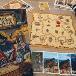reseña juego de mesa el mapa del pirata