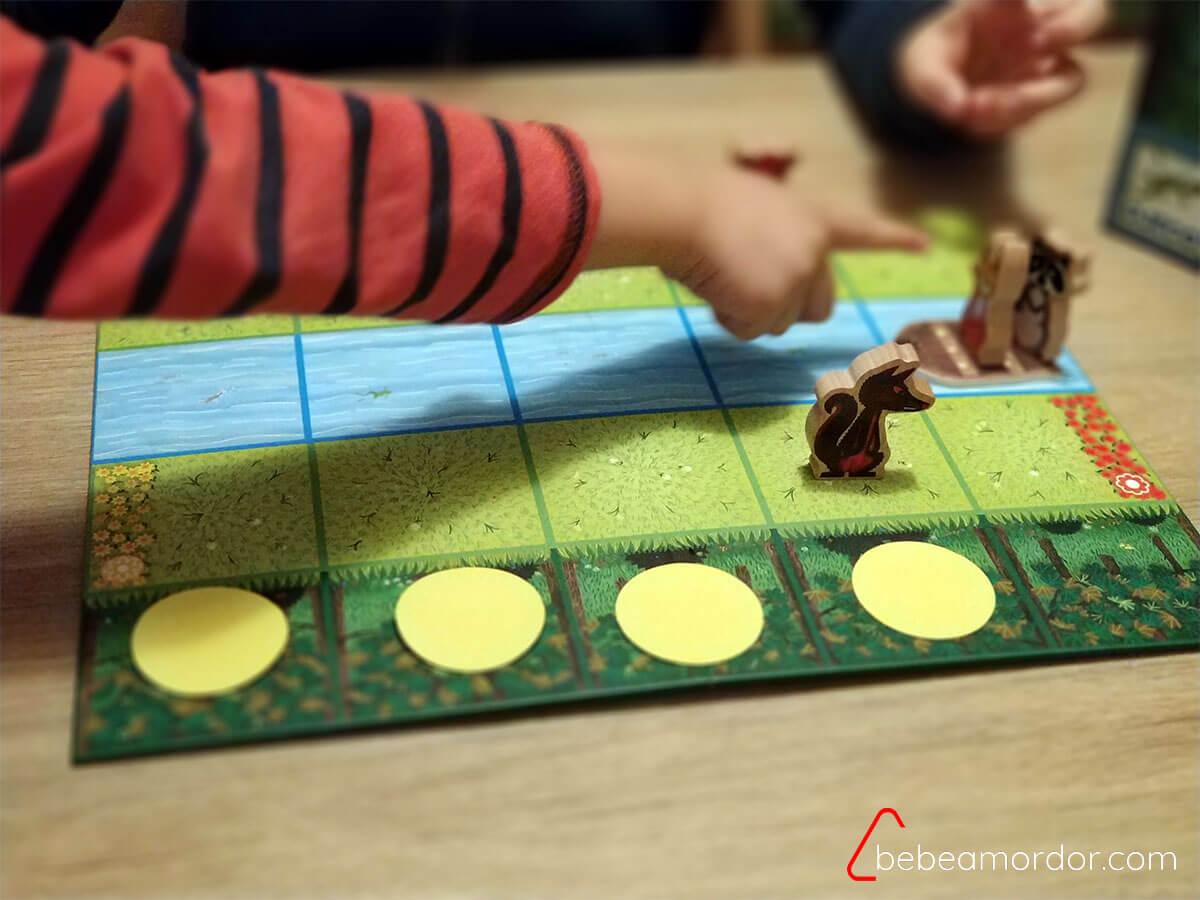 juego cooperativo para niños de 4 años