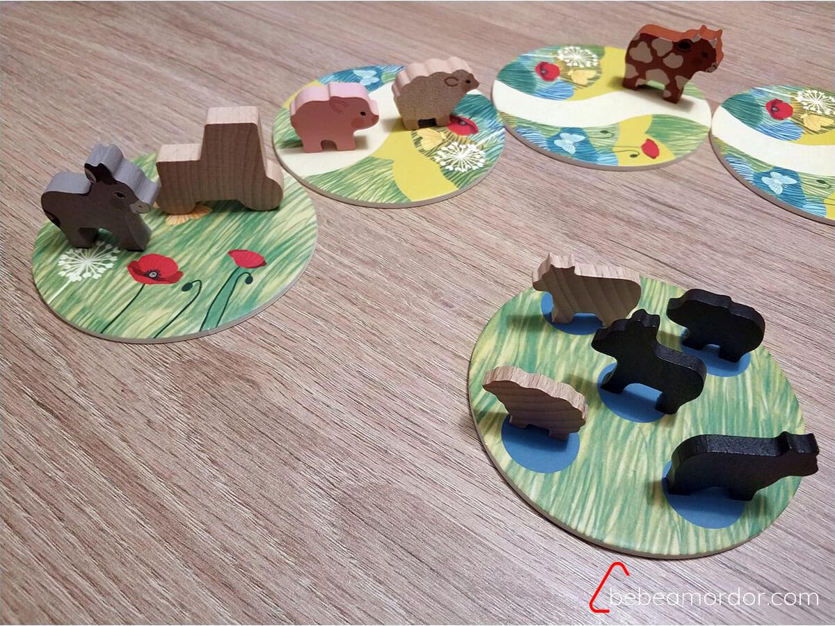 juego de mesa Potomac
