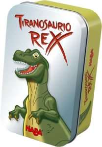 lata pequeña Tiranosaurio REx Haba