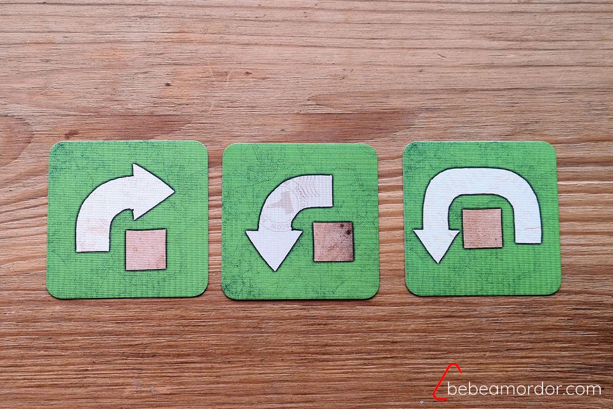 cartas verdes