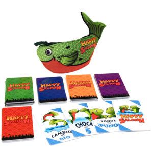juego de mesa Happy Salmon Mercurio castellano