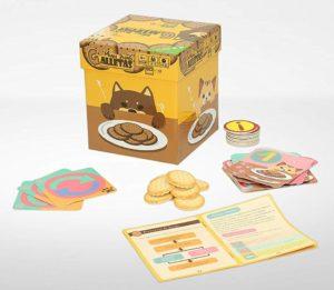 juego de mesa Miau Guau Galletas SD Games