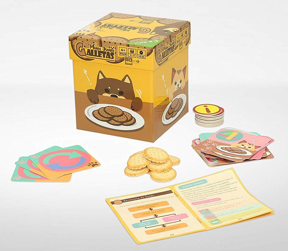 Miau Guau Galletas: ¡a contar dulces! [SD Games] | BaM!