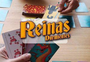 portada reseña juego de mesa Reinas Durmientes