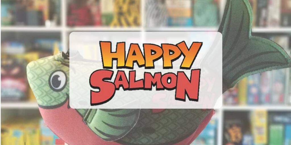juego de mesa Happy Salmon