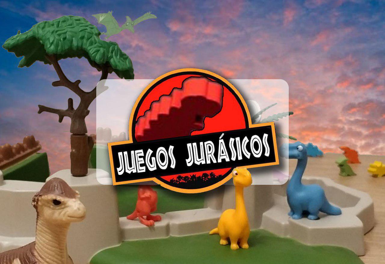 portada juegos de mesa de dinosaurios