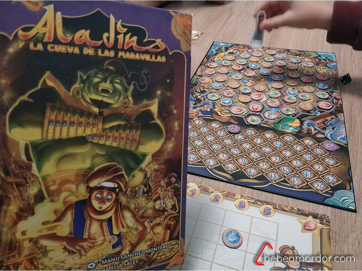 juego_de_mesa_Aladino_y_la_cueva_de_las_Maravillas