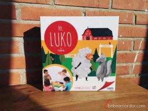 caja juego de mesa Mr Luko Cayro