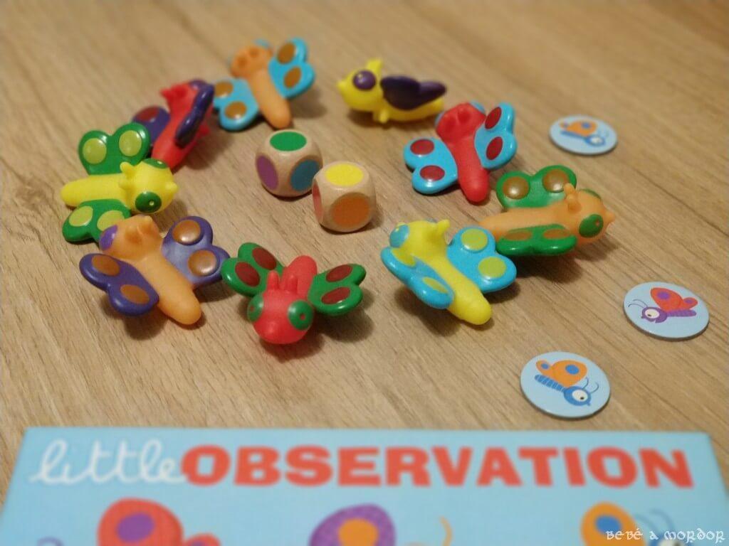 JUEGO de mesa Little Observation Djeco