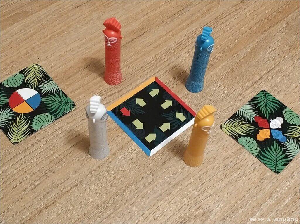 cómo se juega al juego de mesa Labyrintix flechas