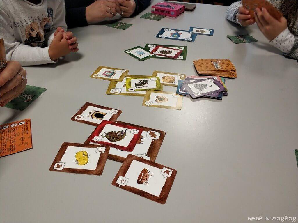 toma de decisiones ficha pedagógica juego de mesa Mascotas