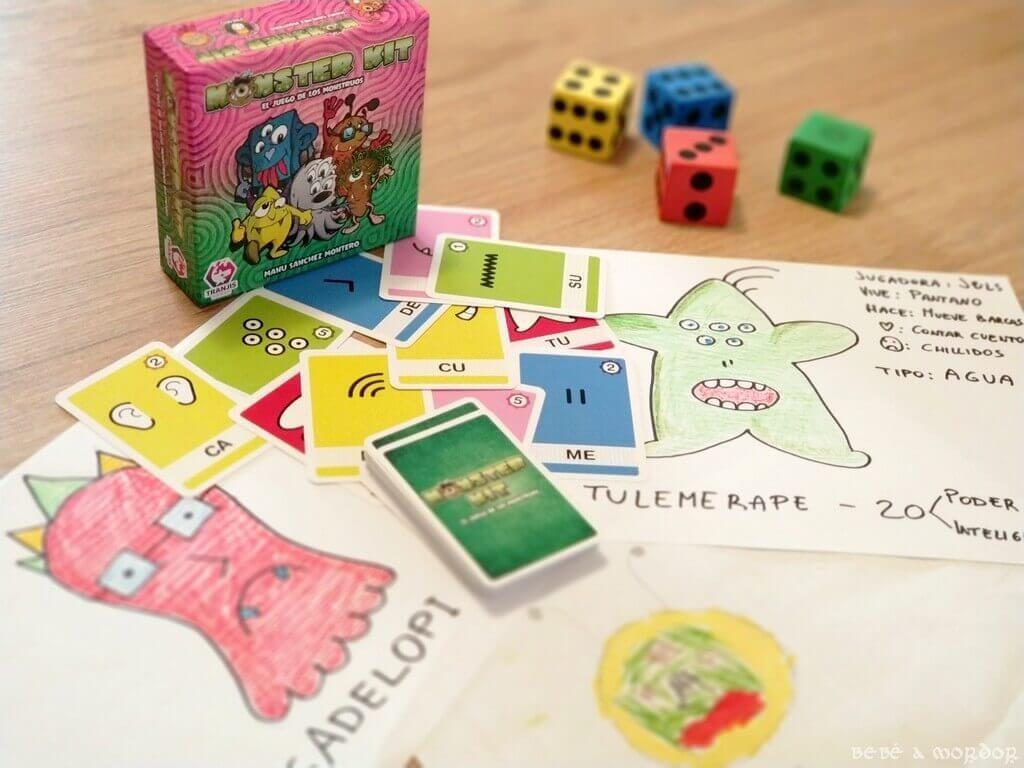 modos de juego Monster Kit del maestro Manu Sánchez