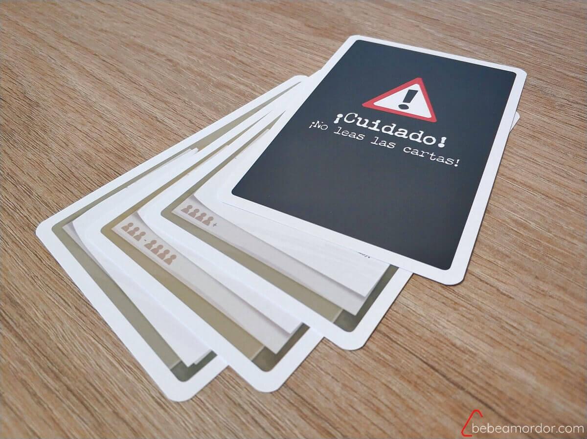 revisar cartas y condiciones