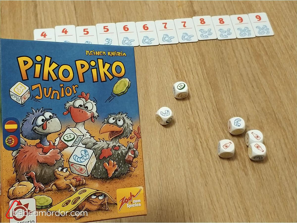 juego de mesa Piko Piko Junior