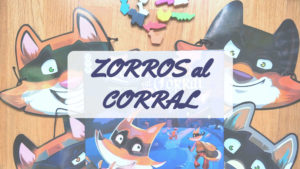 PORTADA reseña cómo se juega juego de mesa Zorros al Corral