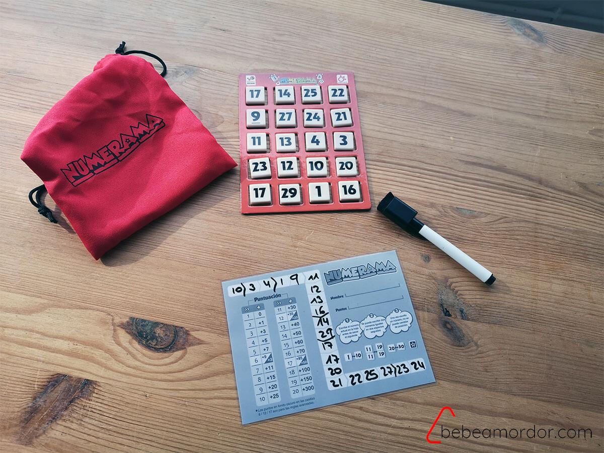 juego de mesa roll and write Numerama