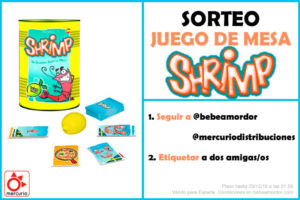 Shrimp sorteo IG