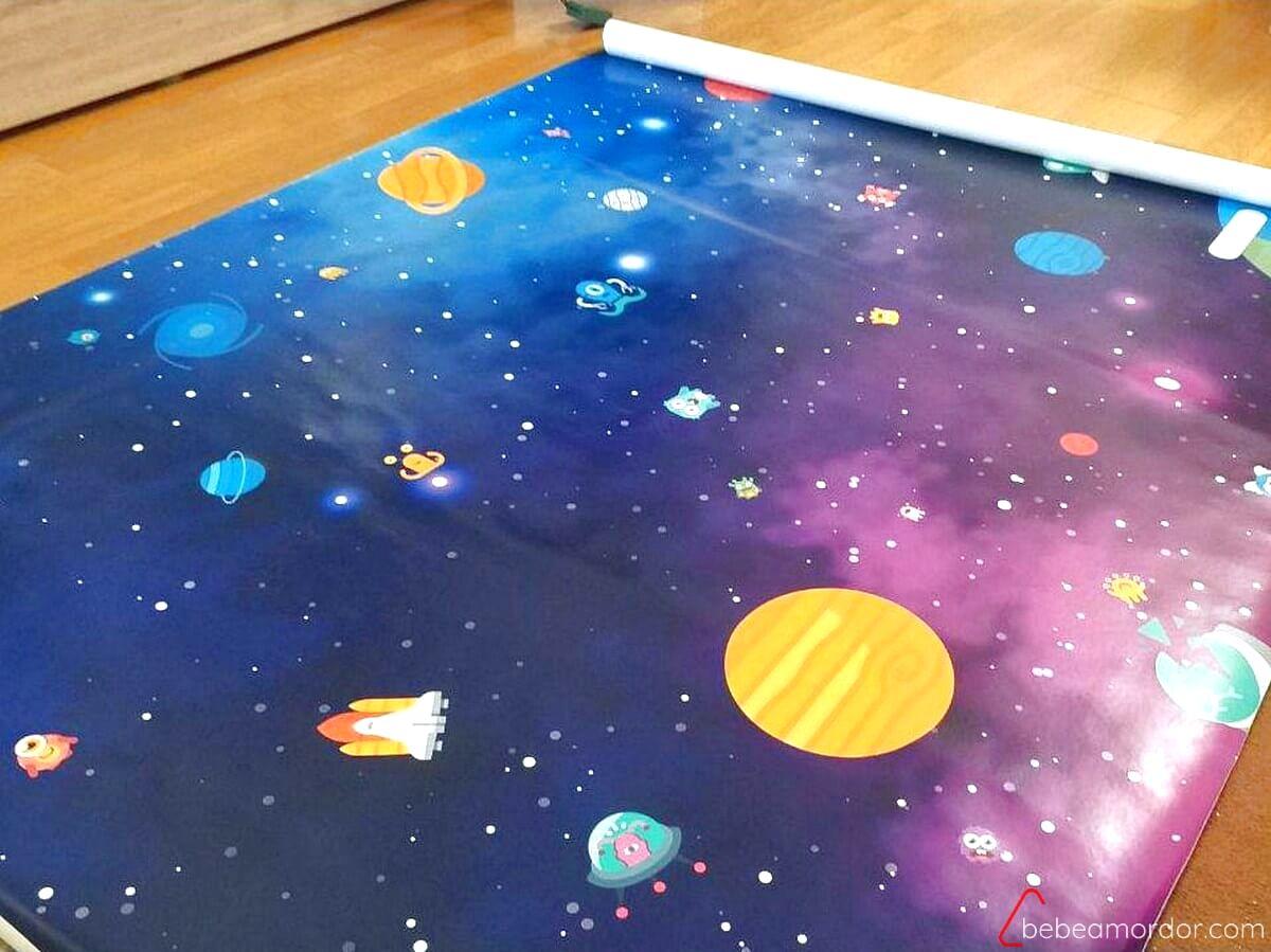 juego de mesa gigante - hule impreso