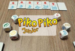 portada reseña juego de mesa Piko Piko Junior