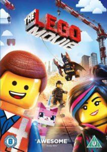 portada La Lego PElícula para niños