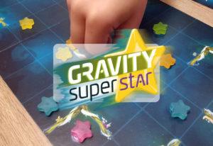 portada reseña cómo se juega al juego de mesa Gravity Superstar