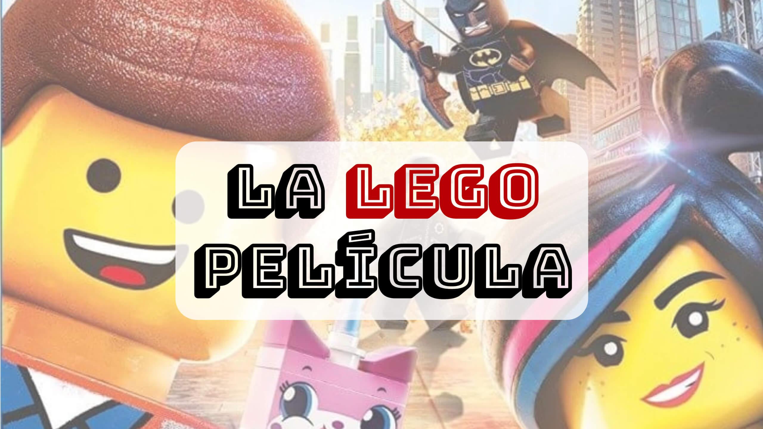 portada reseña La LEgo PElícula ver con niños