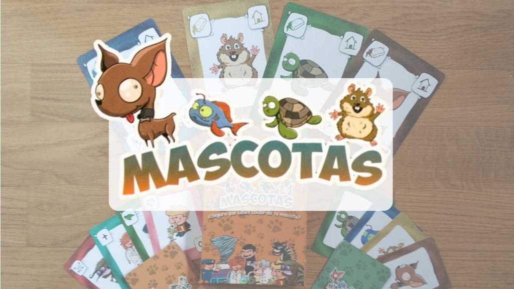 portada reseña cómo se juega juego de mesa Mascotas Átomo